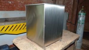 Баки из нержавейки для систем отопления